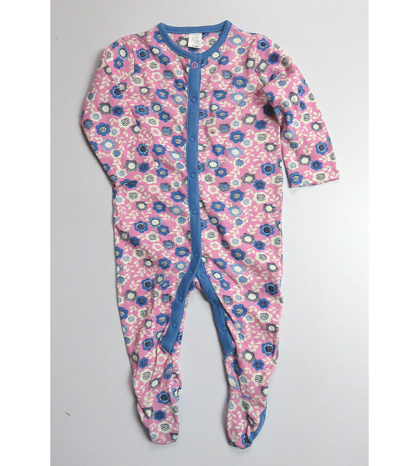 ' Upto 1 Month ' Baby Printed Sleepsuits