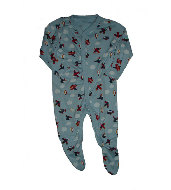 '9-12 Month ' Baby Printed Sleepsuits