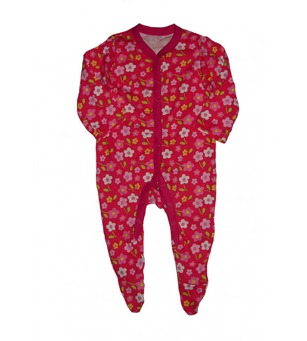 '12-18 Month ' Baby Printed Sleepsuits
