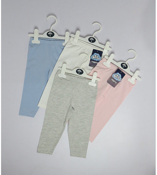 Baby Girls Stretch Pants