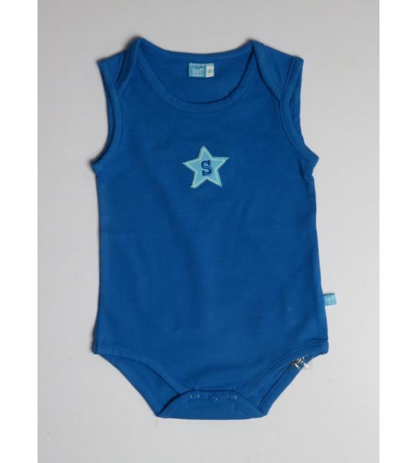 Baby Sleeveless Applique Bodysuits