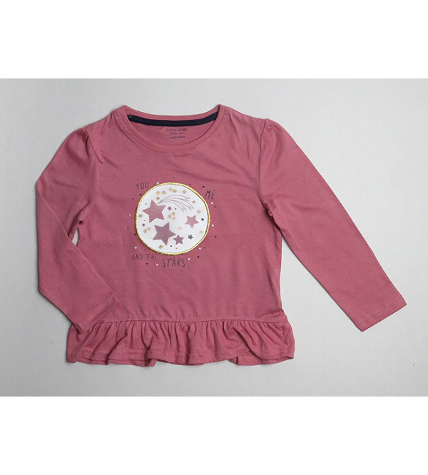 Baby Girls Applique Tops