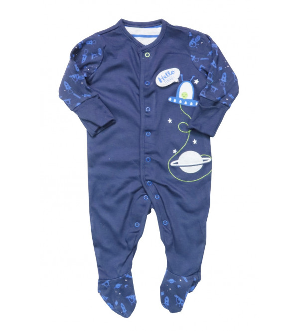 '0-3 months' Baby Sleepsuits Assorted