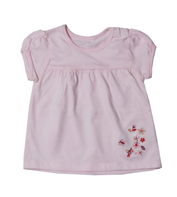 Baby Girls Top With Embroidery