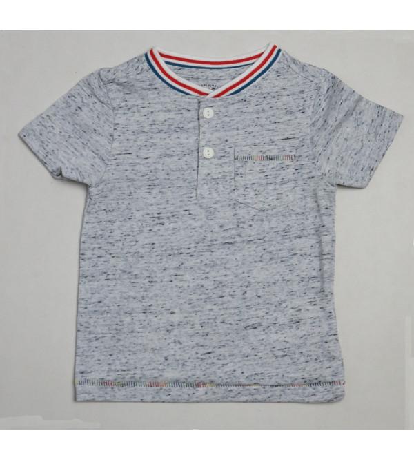 Baby Boys Henley T Shirts