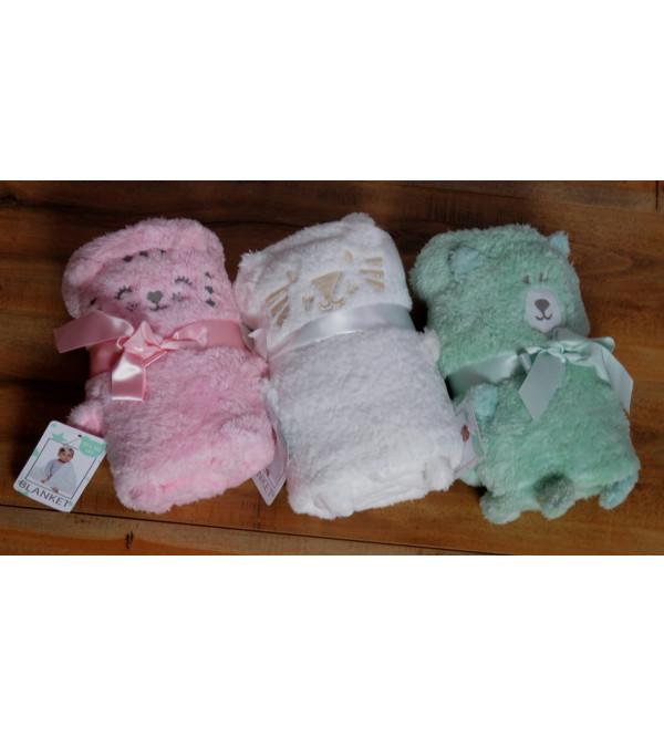 Baby Faux Fur Blankets