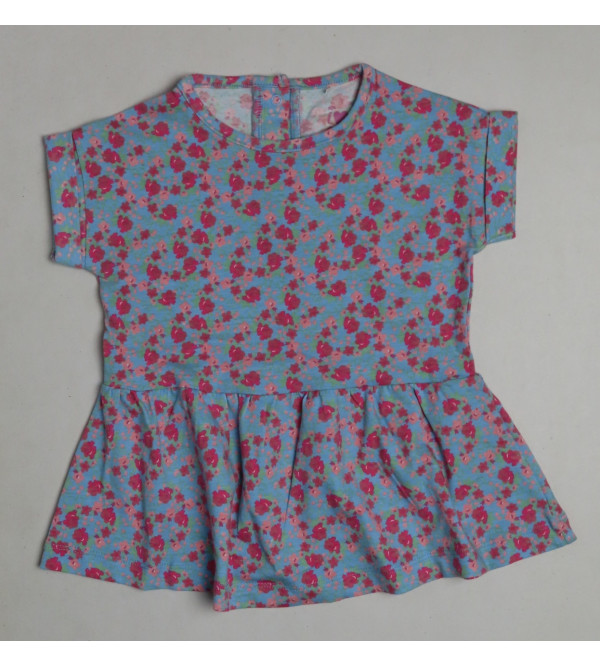 Baby Girls Printed Dress