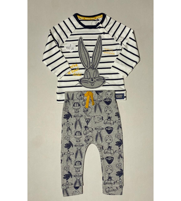 Looney Tunes Baby Boys 2 pc Winter Set