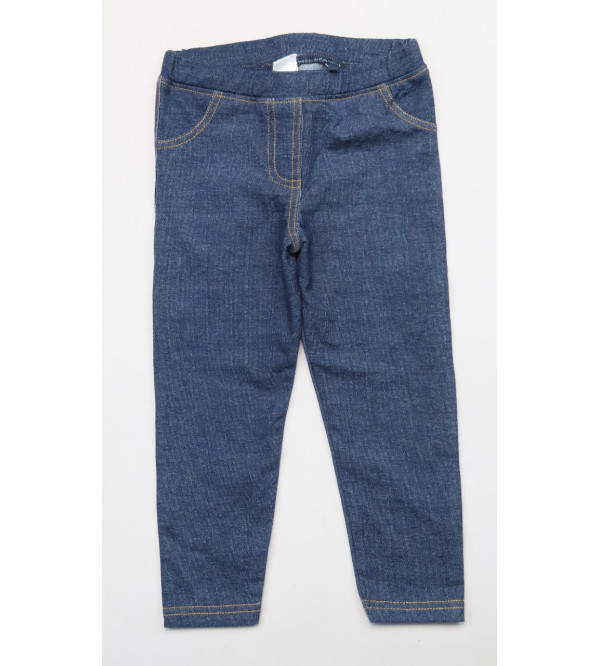 Baby Girls Stretch Jegging