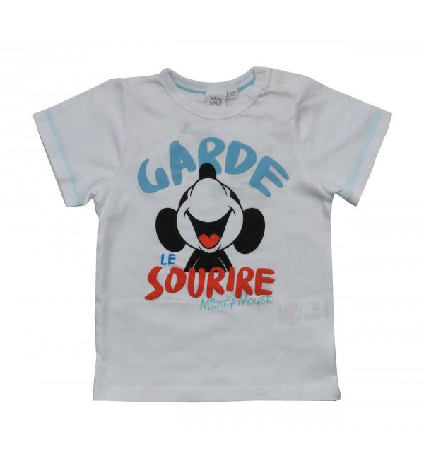 Disney Baby Boys Printed T Shirts