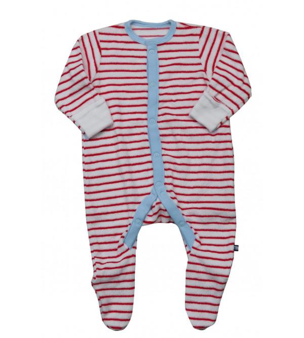 Baby Terry Sleepsuits