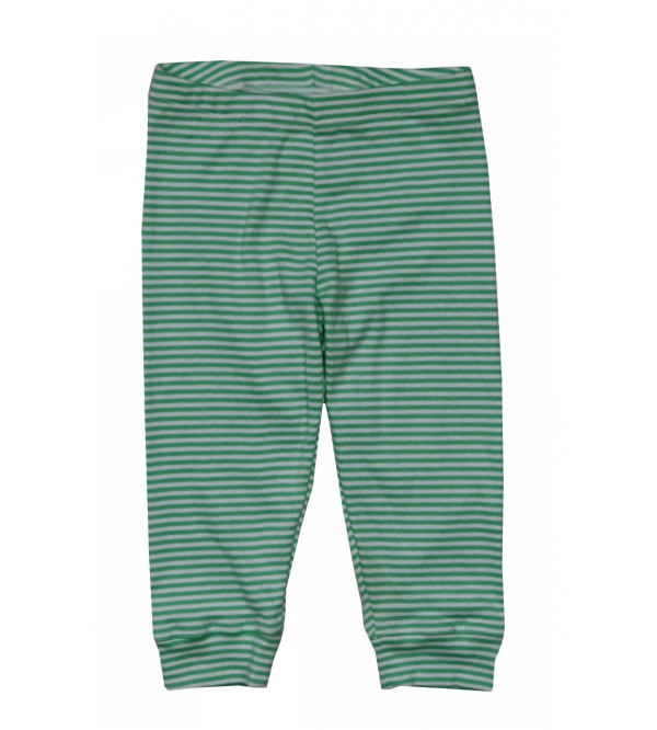 Baby Girls Striped Knit Winter Pant