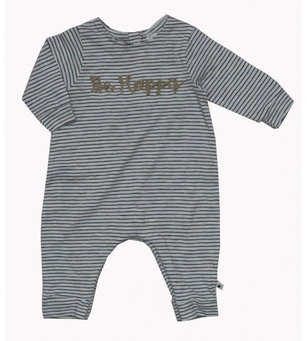 next Baby Striped Jumpers With Applique