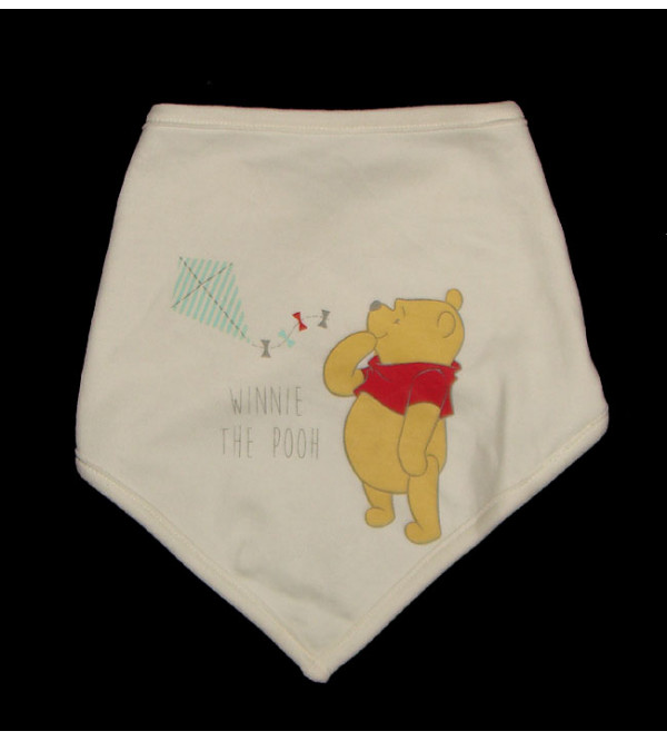 Character Printed Assorted Baby Bibs (Two Ply)