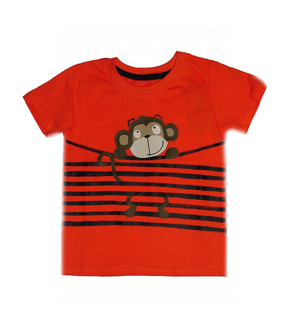Baby Boys Printed T Shirt