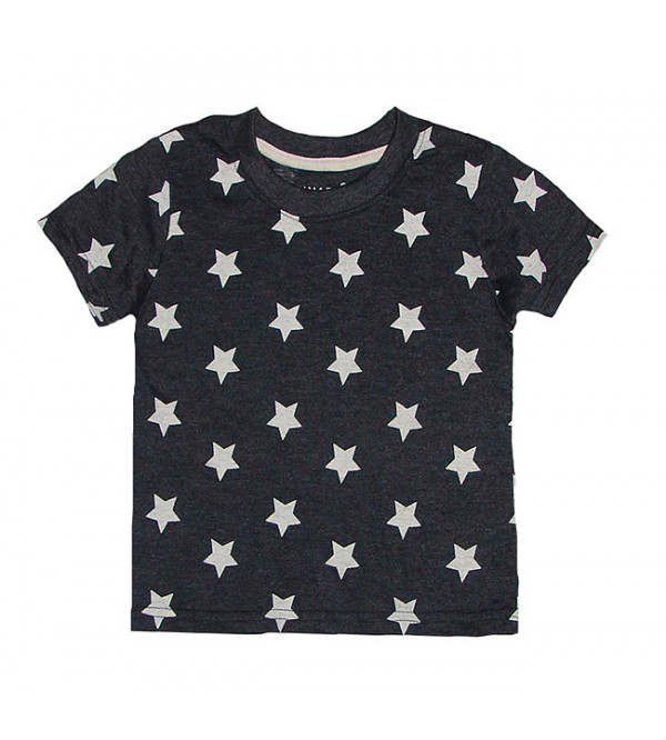 Star Print Baby Boys T Shirt