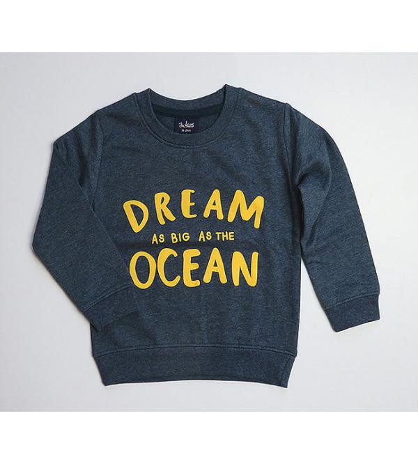 Baby Boys Pullover Sweatshirts Printed