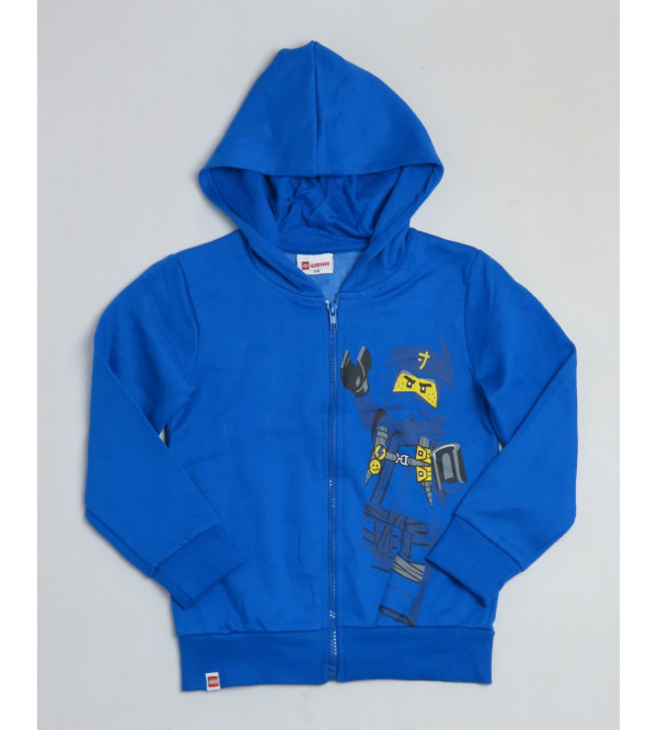 LEGO WEAR Boys Full Zipper Sweatshirts