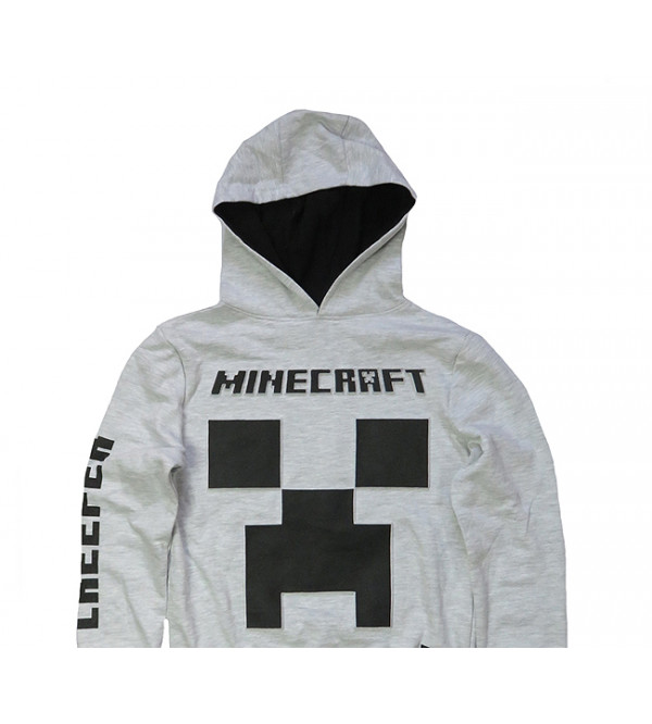MINE CRAFT Boys Pullover Sweatshirt