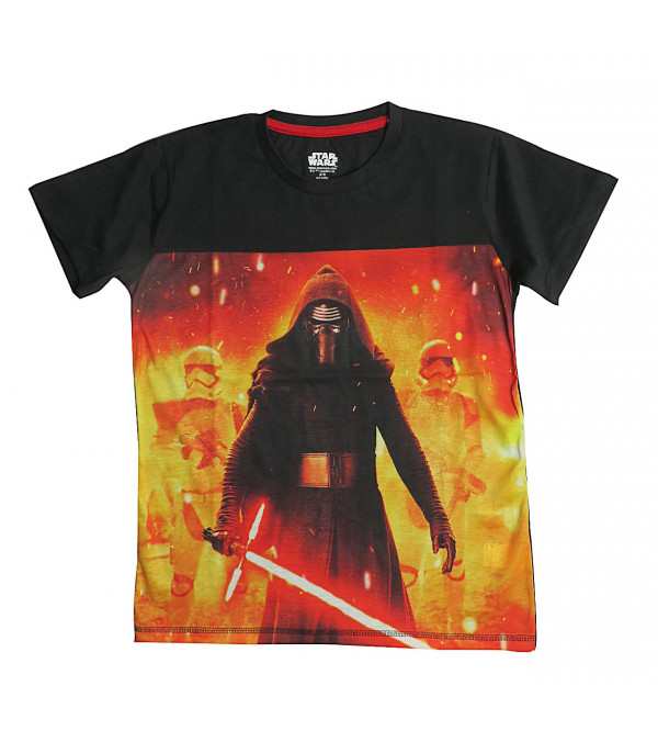 Boys Sublimation Printed T Shirt