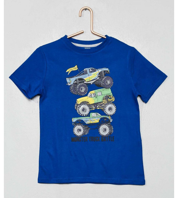 Boys Graphic Printed T Shirt