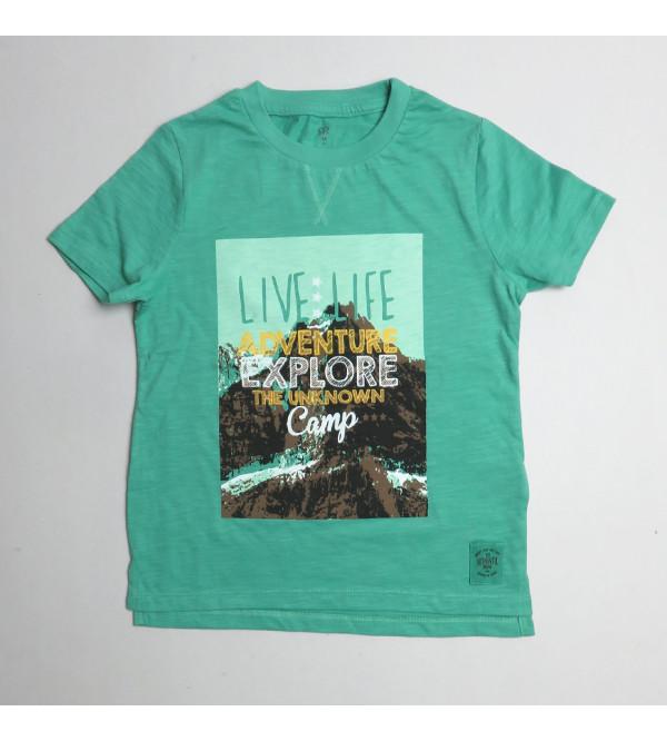 Boys Printed T Shirts
