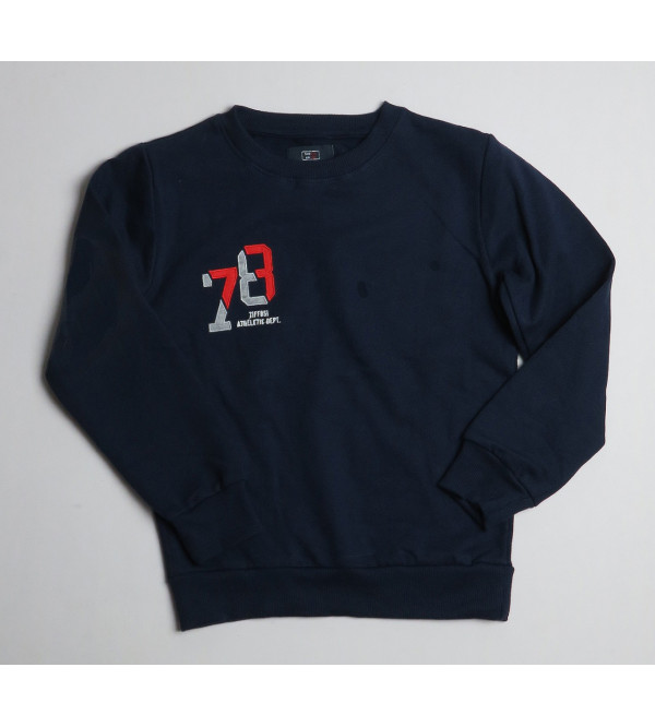 Boys Fleece Pullover Sweatshirt