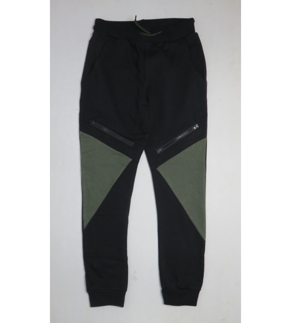 Boys Cut n Sew French Terry Knit Joggers