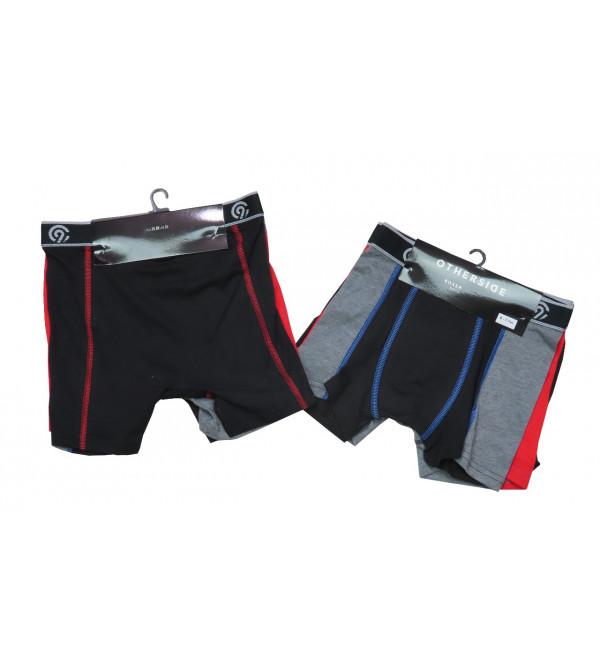 Champion BOYS STRETCH 3 PC PACK BOXERS