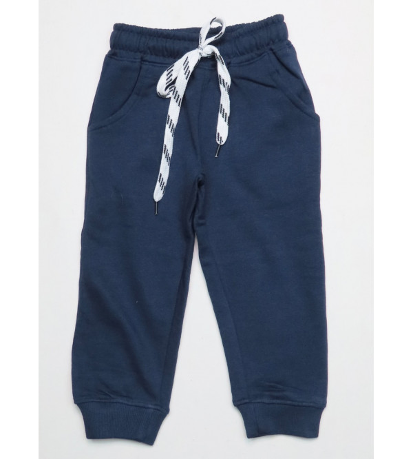 Boys Printed French Terry Knit Jogger
