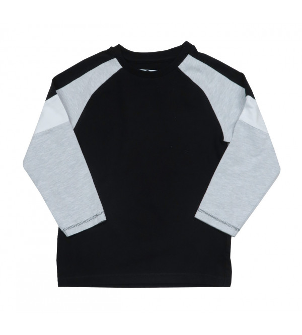 Boys Raglan and Cut n Sew Long Sleeve T Shirts