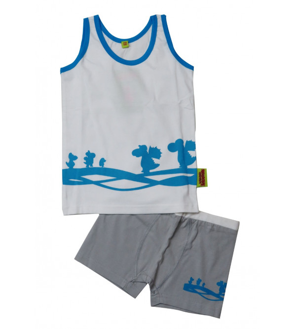 Boys Printed Inner wear Sets