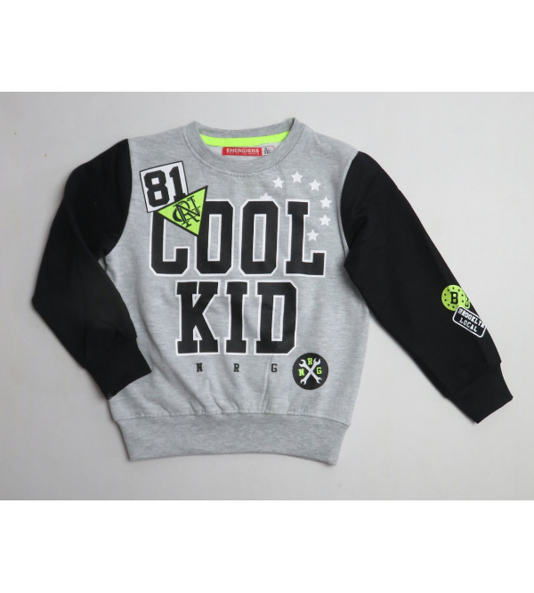Boys Fleece Pullover Sweatshirts