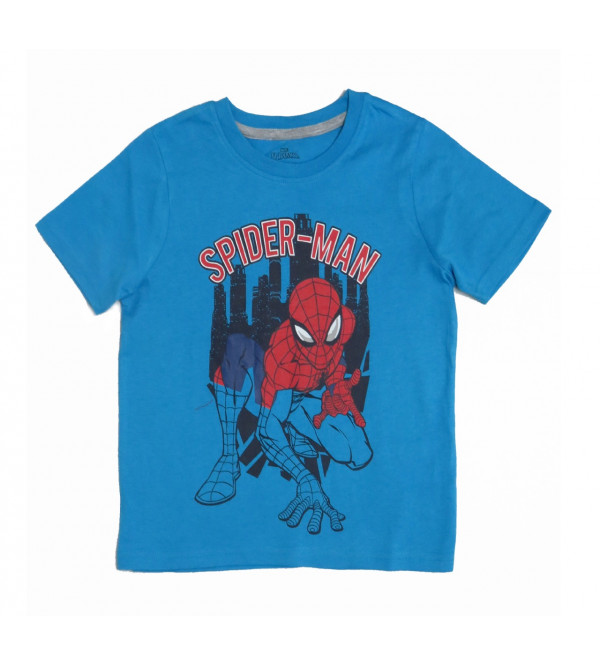 Spiderman Boys T Shirt