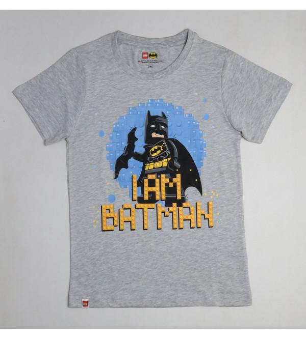 Batman Printed Boys T Shirt