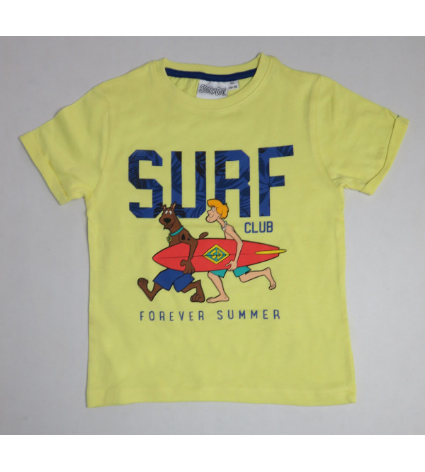 Scooby-Doo Printed Boys T Shirt