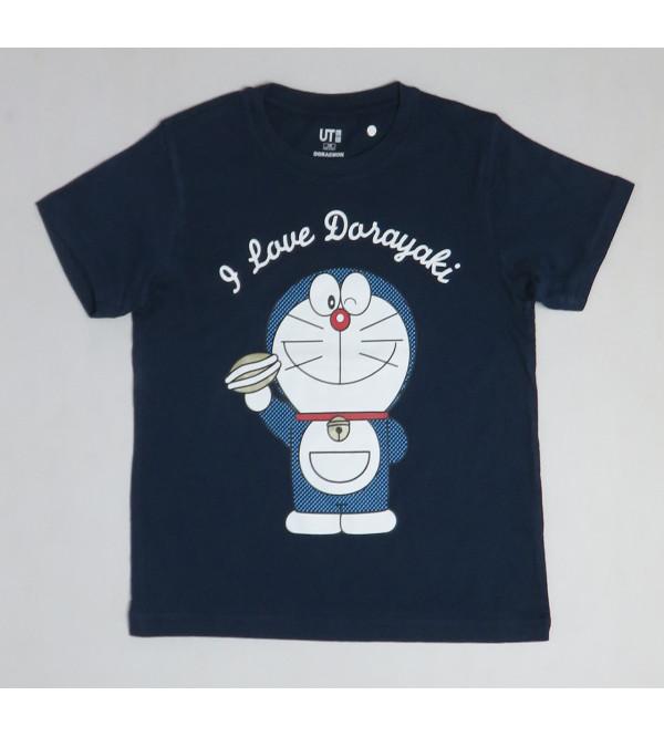 DORAEMON Printed Boys T Shirt