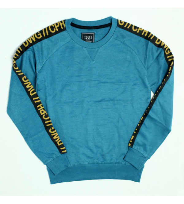 Boys Pullover Sweatshirt