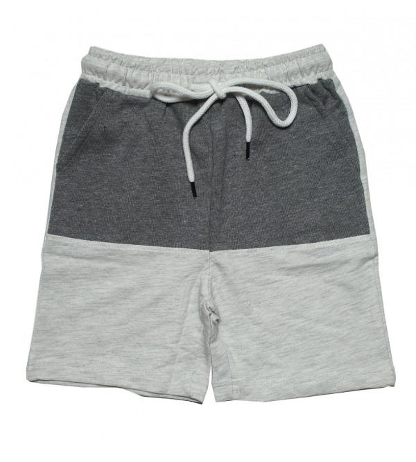 Boys Cut n Sew French Terry Knit Shorts