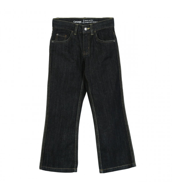 Boys Bootcut Denim Jeans