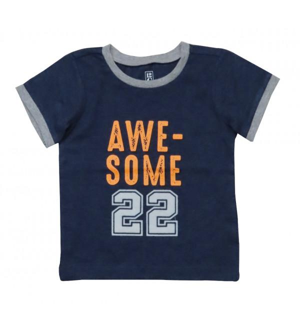 Baby Boys Printed T Shirt