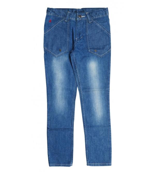 Boys Woven Jeans