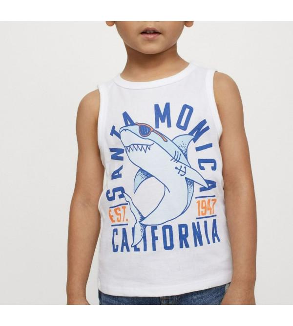 H&M Boys Sleeveless T Shirt