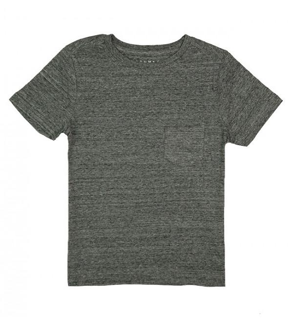 Boys Grindled Yarn T Shirts