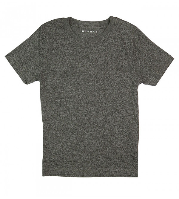 Boys Grindled Yarn T Shirt