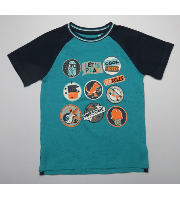 Boys HD Printed T shirt