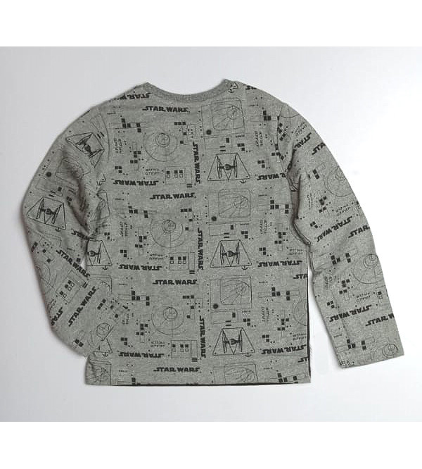 Star Wars Boys Winter T Shirt