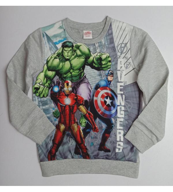 Avengers Boys Pullover Sweatshirts