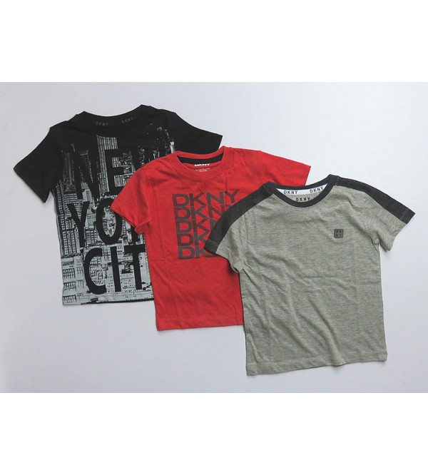 DKNY Assorted Boys T Shirts