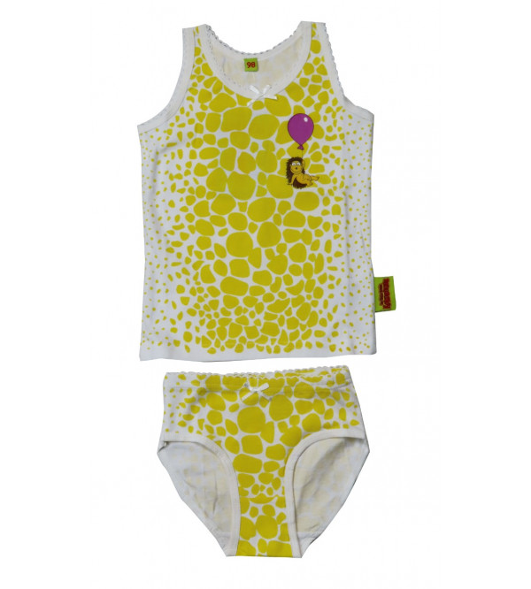 Girls Printed Inner wear Sets